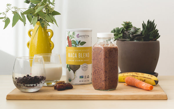 Essential Living Foods Organic Maca Blend