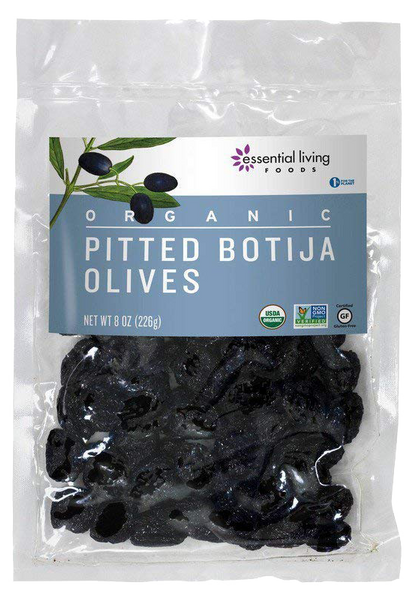 Pitted Botija Olives 7oz.