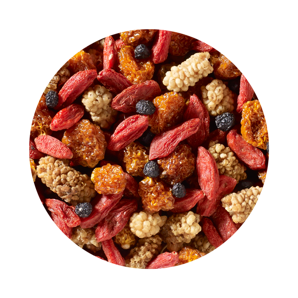 Essential Living Foods Superberry Symphony Trail Mix