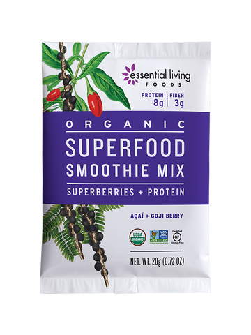 Superfood Smoothie Mix - Single Serve (Box of 10)