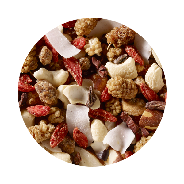 Essential Living Foods Superfood Trail Mix