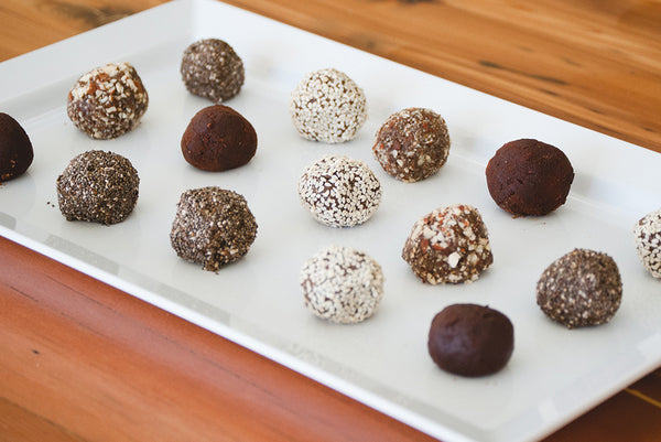 Essential Living Foods Vegan Protein Balls