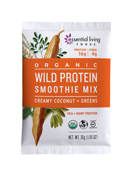 Wild Protein - Single Serve (Box of 10)
