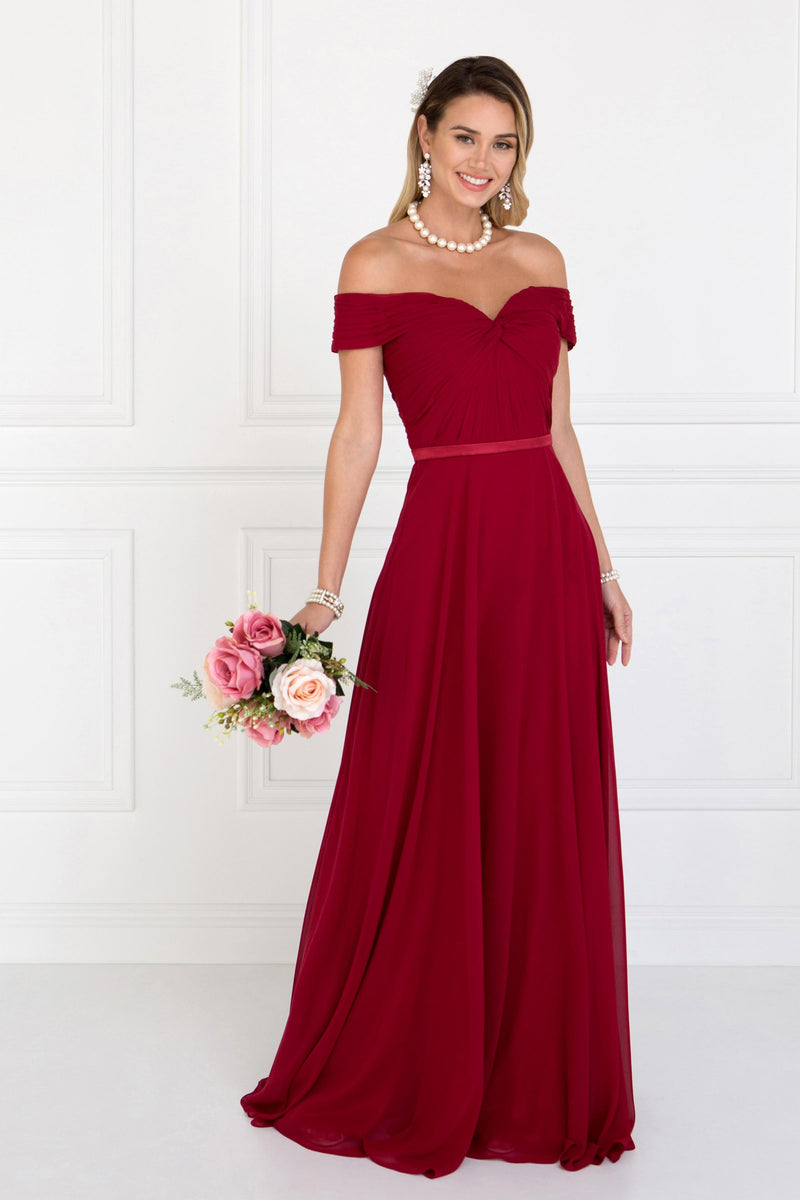 Burgundy lulus Chiffon Dress
