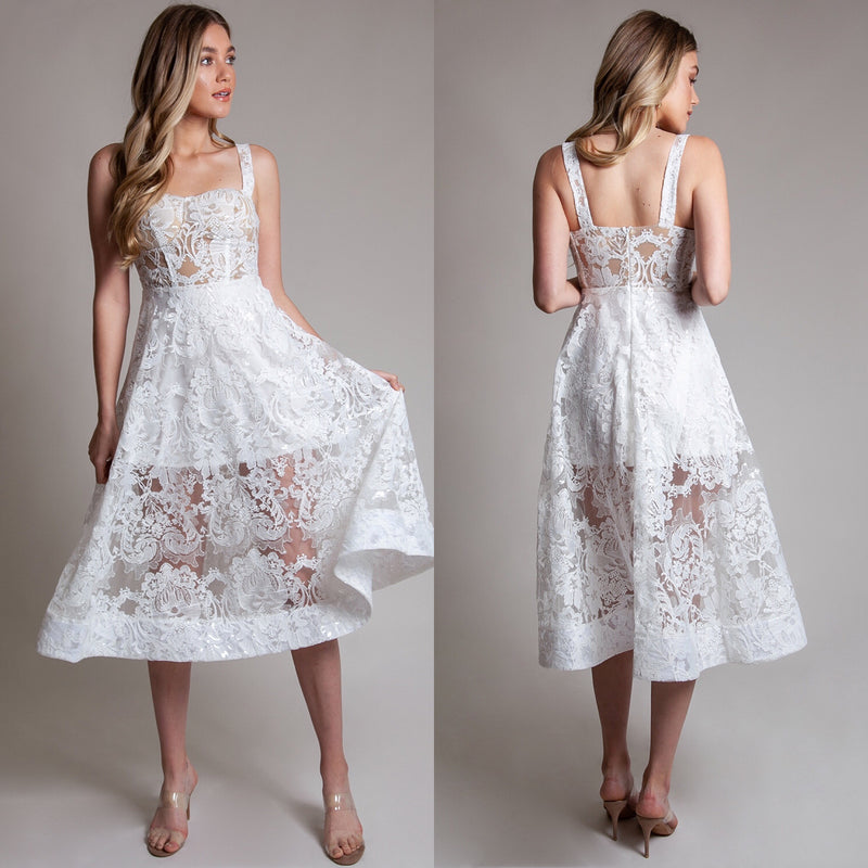 Bridal Shower Dress