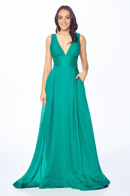 Emerald Green Bridesmaid Dress