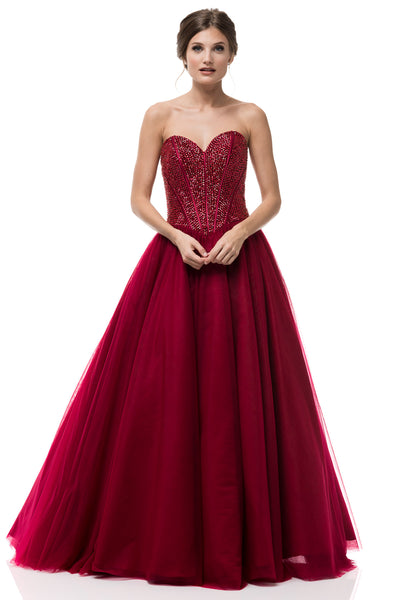 Runway Prom Dress