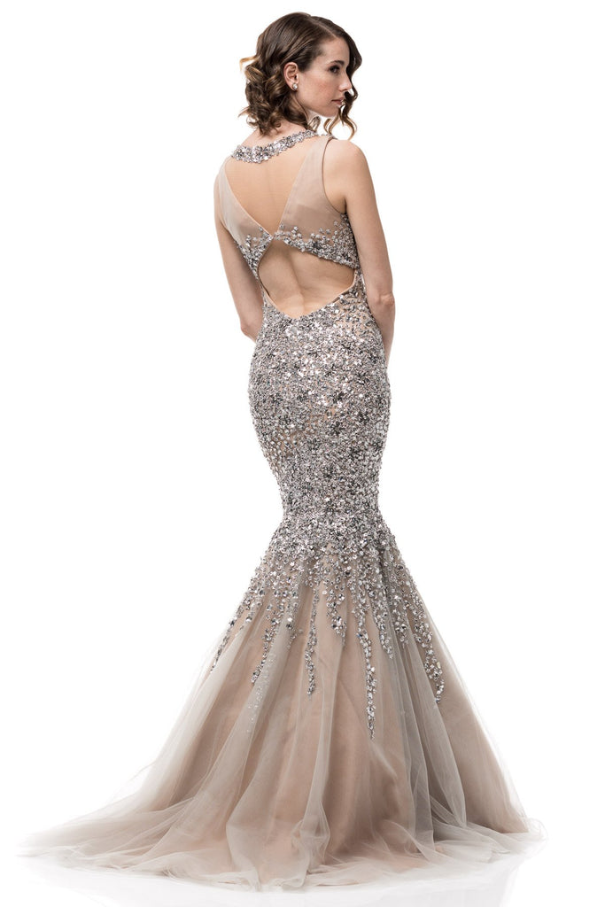 Mermaid Tulle Dress