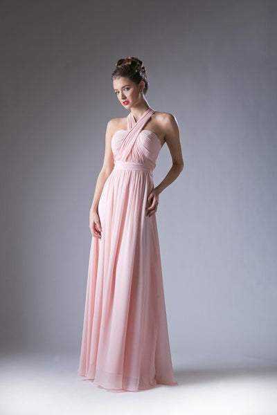 Blush convertible Dress