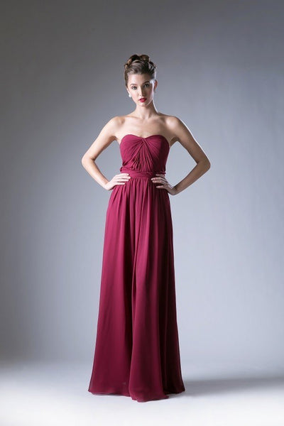 Burgundy convertible Dress