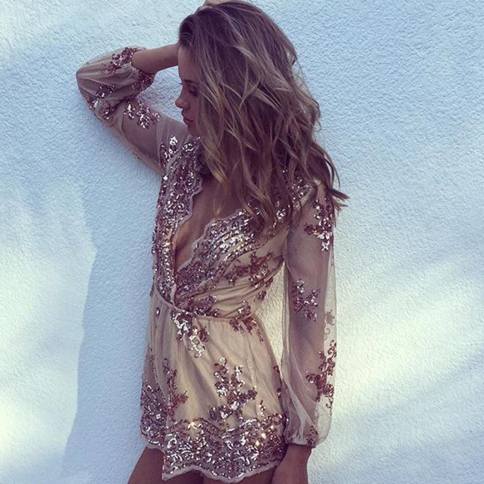Fall Sequin