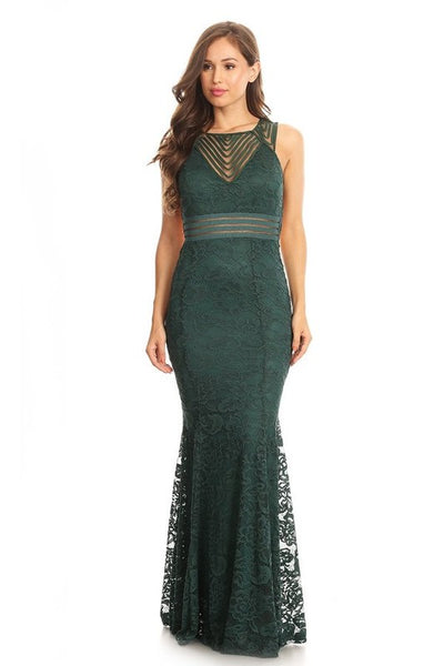 Emerald Green Bridesmaid
