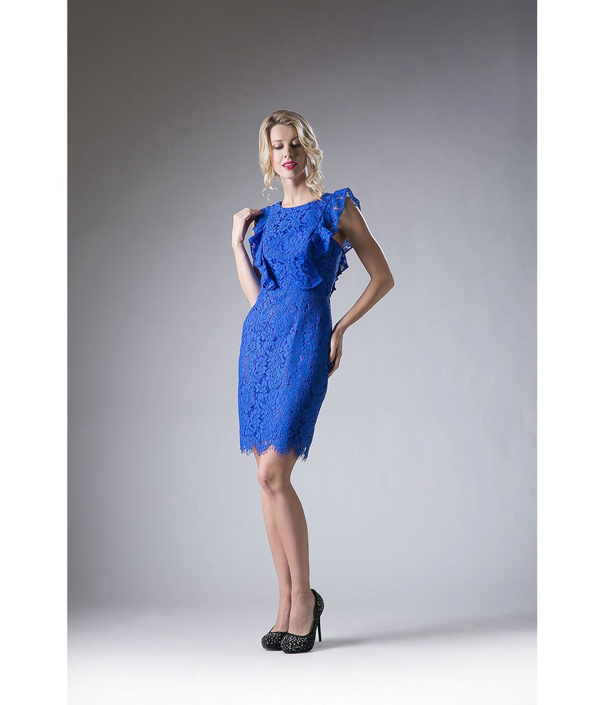 100 Royal Blue Dress Wedding Guest Juniors U0027 Party