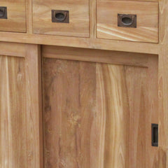 NATUREL TEAK WOOD