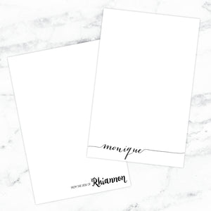 Classic Stationery | Thirty Styles!