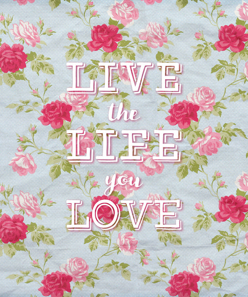 Live the Life Notebook