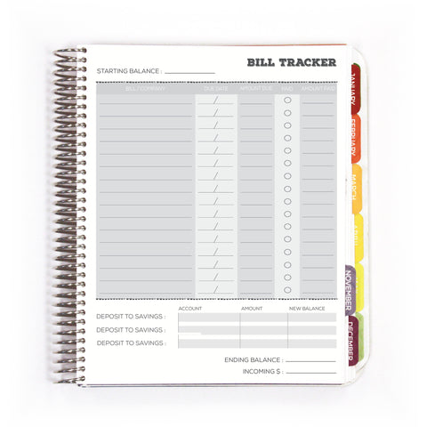 Bill Tracker Add-On