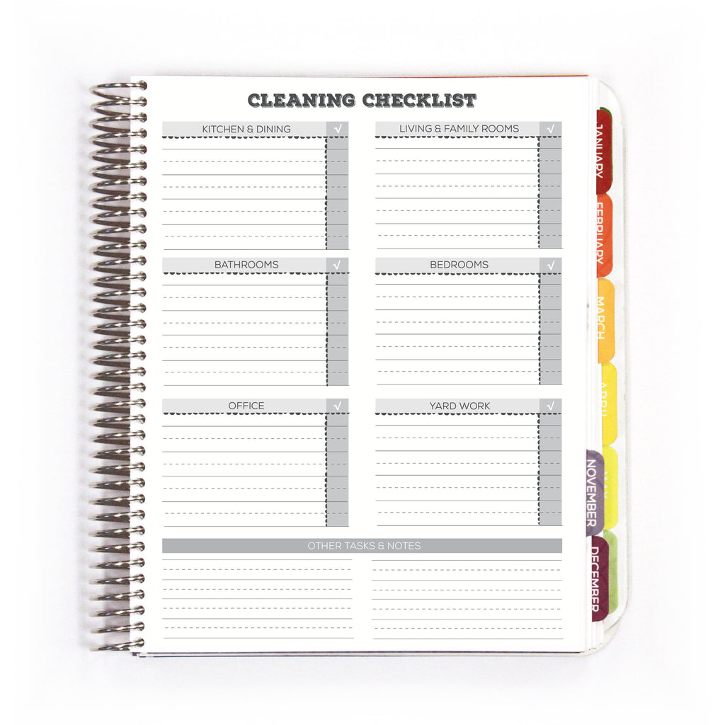 Cleaning Checklist Add-On