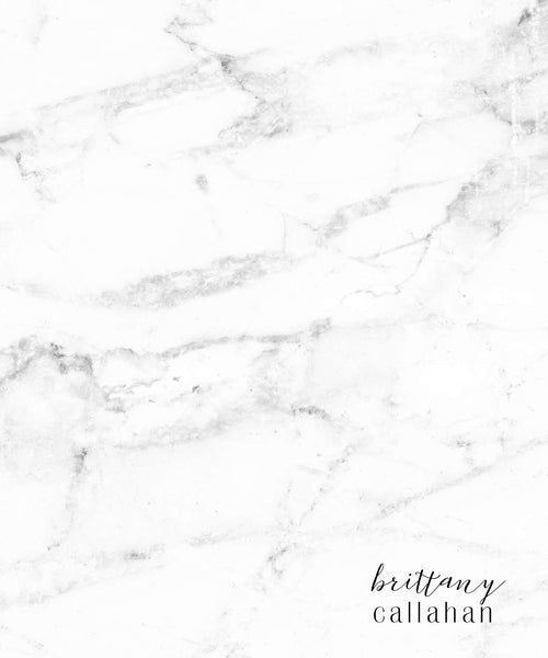 Classic Marble - Notebook