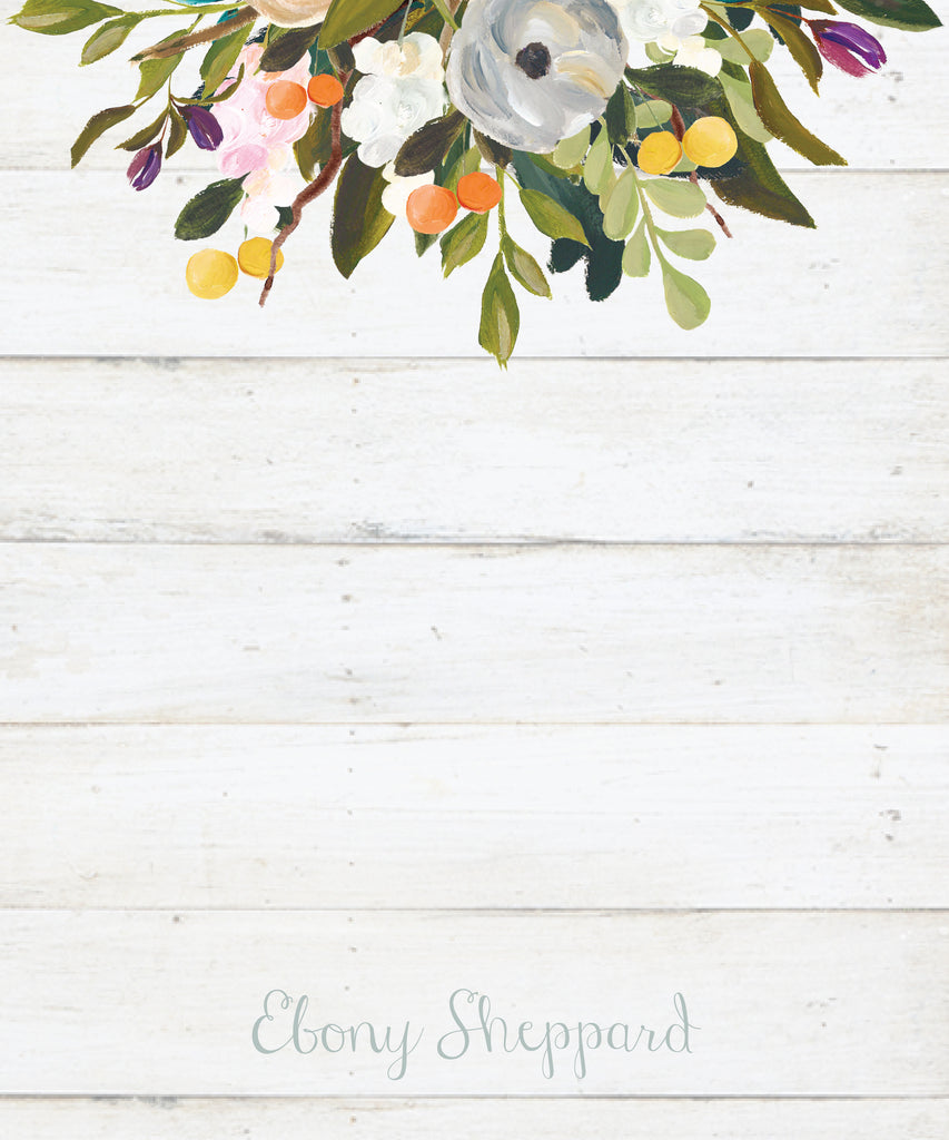 Cover - Farmhouse Flowers