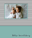 Stripes Photo | Two Color Options