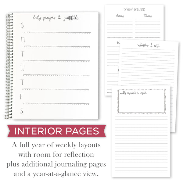 Faith Journal | Fifteen Cover Options!