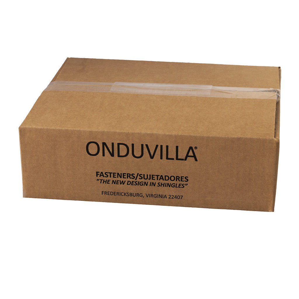 ONDUVILLA Screw Carton 660pk - Siena Brown