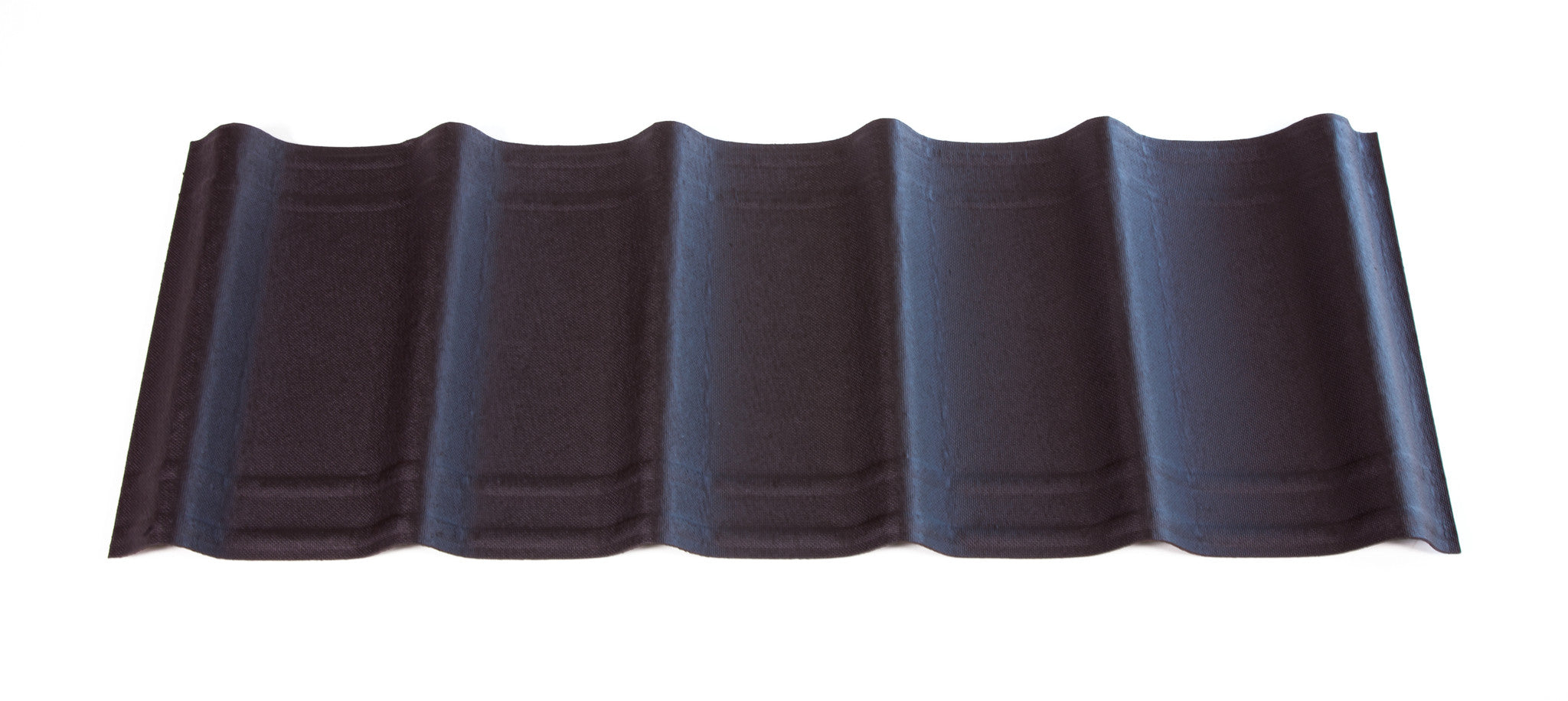 ONDUVILLA Shingles 1 Pack of 10 Shingles - Ebony Black