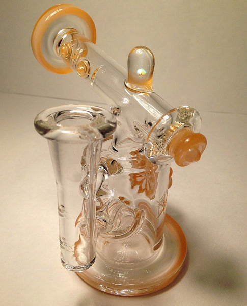 Bronx Glass 14mm Rig