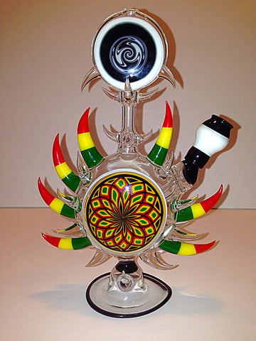 Bearclaw Glass 10mm Rig