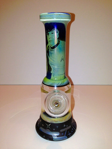 Long Island Glass 14mm Spock Tube