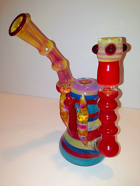 Bronx Glass 18mm Rig