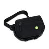 smell proof fanny pack, durango-black
