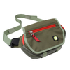Smell Proof & Locking Fanny Pack / Sling - Odor Proof Bag, durango-green