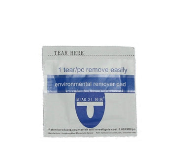 Jar Re-Labeling Wipes 10 pack