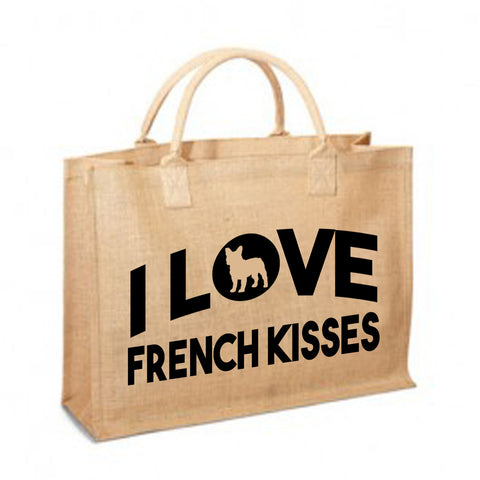 I Love French Kisses