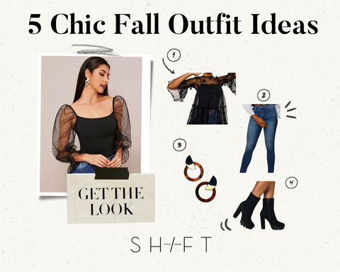chic fall outfits 2021