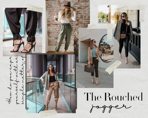 jogger pant work outfit