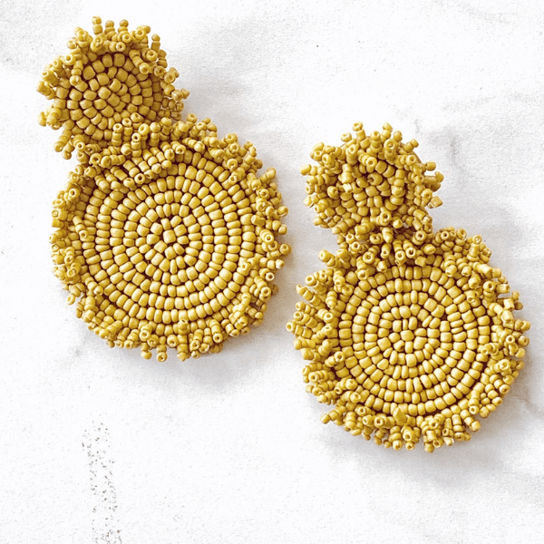 'Nessa' Drop Earrings