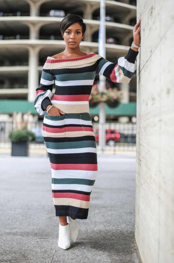 Naomi Sweater Dress