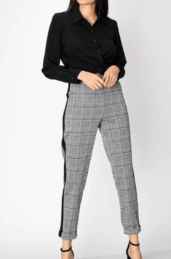 All Stripes |  Ankle Pants