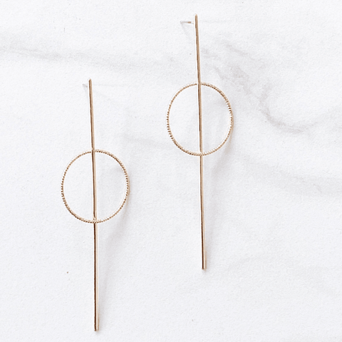 'Tease Me' Drop Earrings
