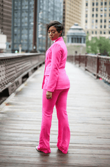 Power Moves Pants- Pink