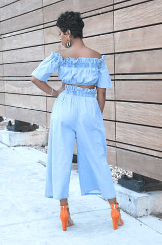Denim Lover Set