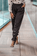 Black | Nina Ankle Trousers
