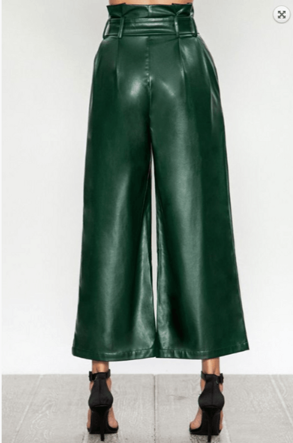 'Missy' Faux Leather Pants