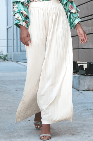 Ivory Coast Wide Leg Pants