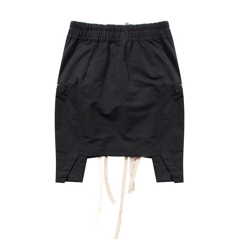Tan | Entanglement Mini Skirt