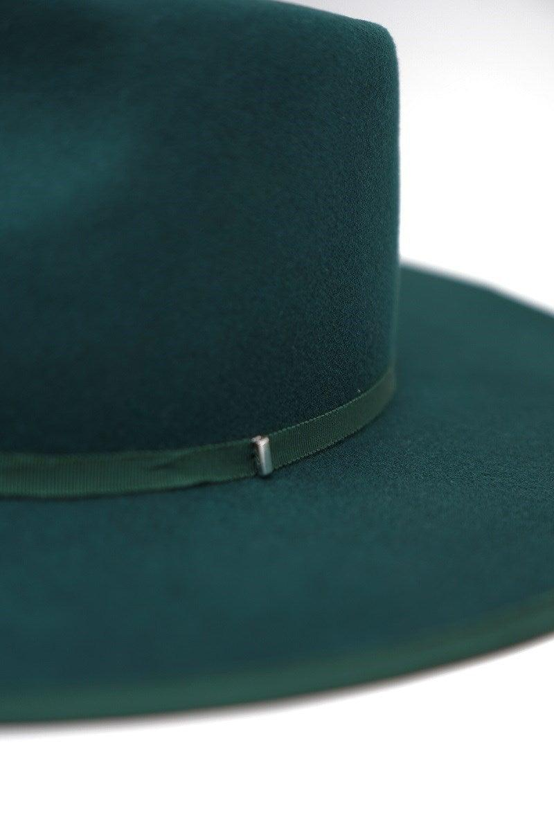 Hunter Green | Michelle Hat (Pre-Order Estimated Ship 11/9)