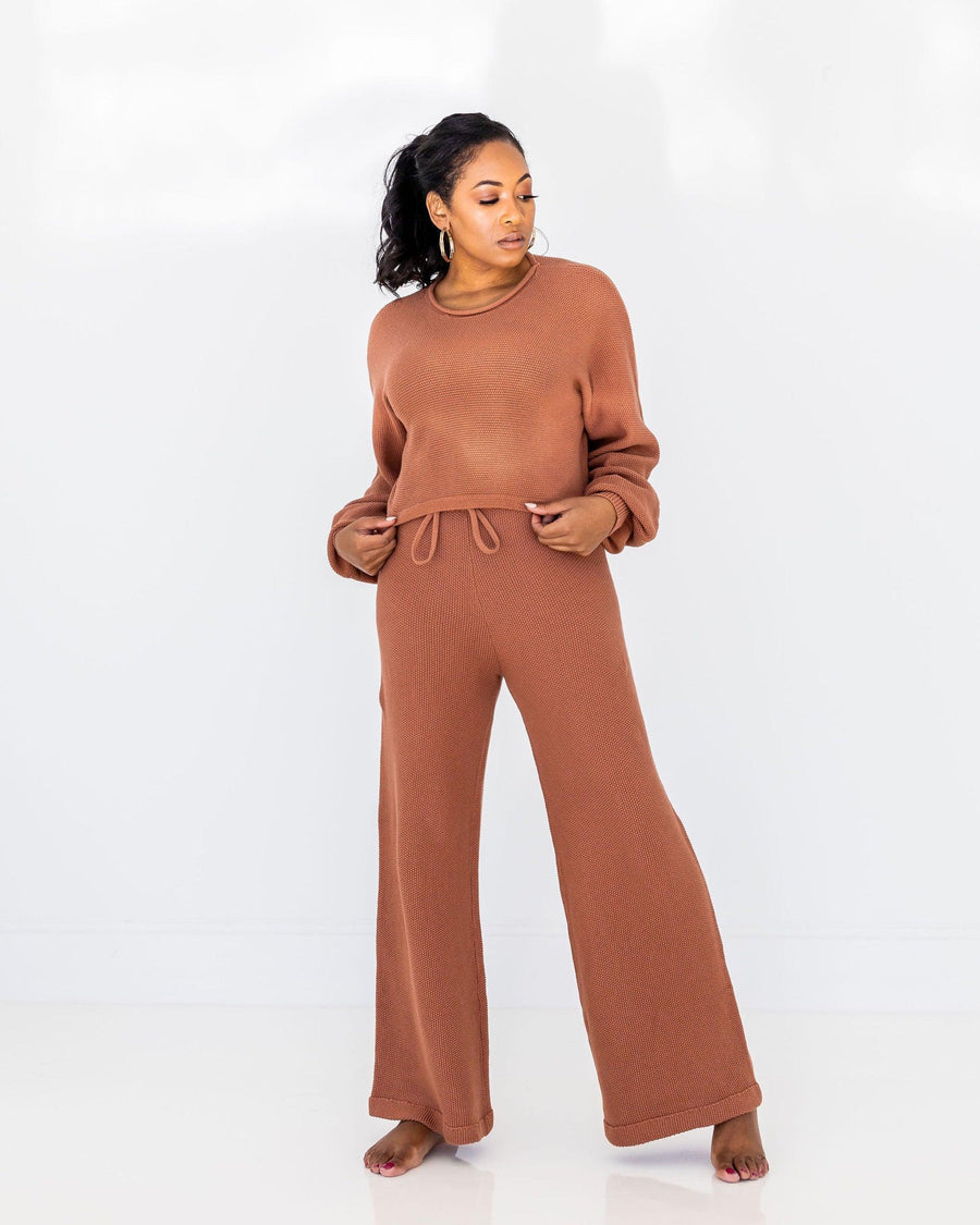 Rust | Eden Knit Set